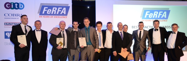 ERS Celebrates Apprentice Achievements at FeRFA Awards Dinner